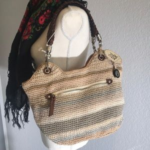 The Sak Cambria sand purse